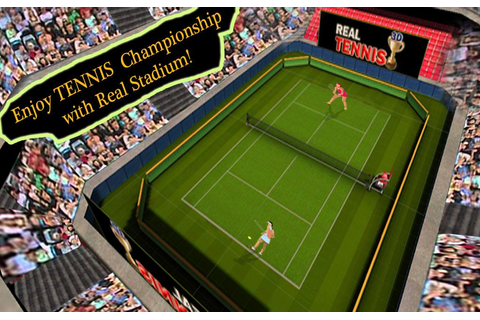 3D Tennis Game Championship - Android Apps on Google Play