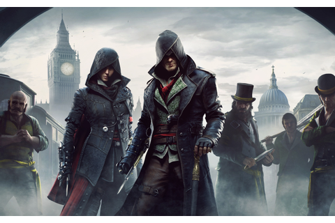 Assassin's Creed Syndicate Game wallpapers (116 Wallpapers ...