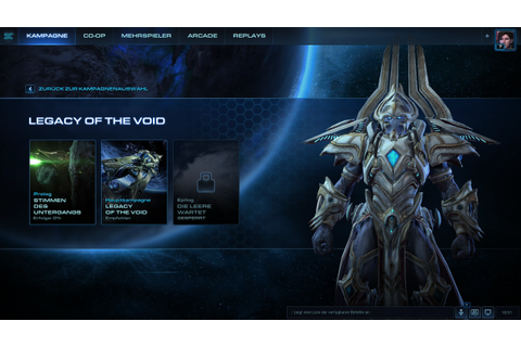 StarCraft II: Legacy of the Void (PC) | Get Game Reviews ...