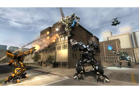 Transformers Revenge of the Fallen Download Free Full Game ...