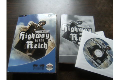 PC game: Airborne Assault: Highway to the Reich - Catawiki