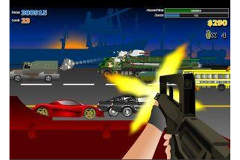 Highway Pursuit 2 - Free Online Games