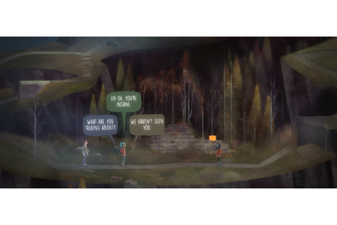 Paranormal thriller 'Oxenfree' hits PS4 in May