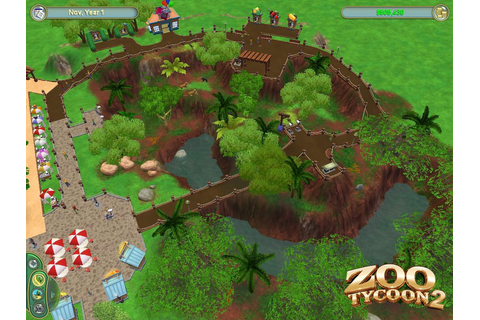 [PC Game] Zoo Tycoon 2 : Make Your Own Zoo | Suzantovic1908