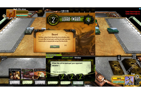 Draconian Wars - Download Free Full Games | Card & Board games