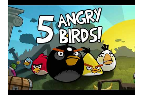 Angry Birds In-game Trailer - YouTube