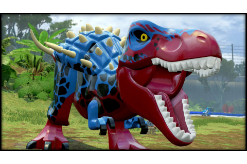 Lego Jurassic World Wallpapers High Quality | Download Free