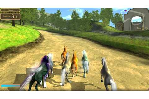 Secret of the Magic Crystals - Horse Games Online