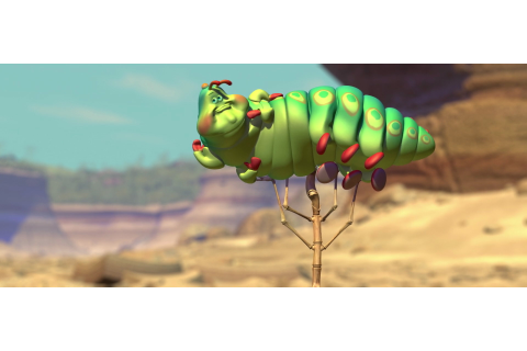 "Heimlich, character from ""A bug's life"". 