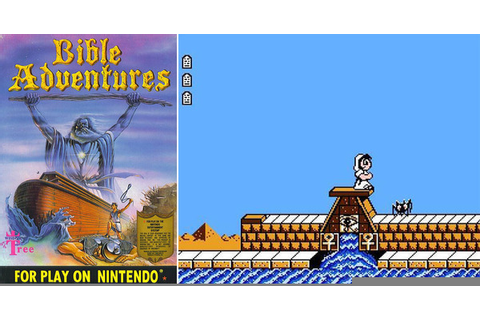 Play Bible Adventures on NES