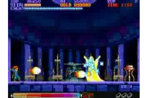 Willow - Arcade Capcom - YouTube
