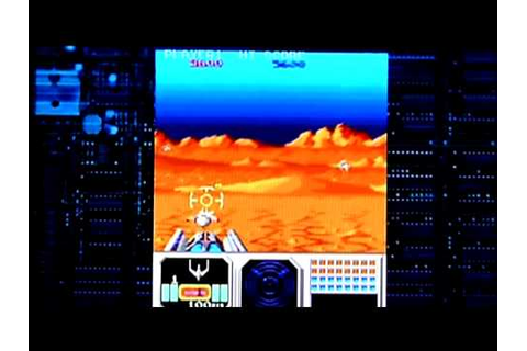 Senjyo on Tecmo Classic Arcade for Xbox. Gameplay ...