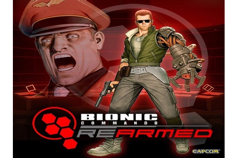 Bionic Commando: Rearmed Game Free Download - Full Version ...