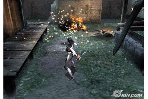 Tenchu Fatal Shadows PS2 ISO – PPSSPP PS2 APK Android ...