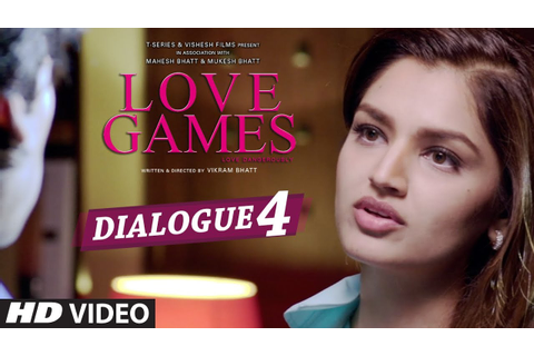 LOVE GAMES Movie Dialogue Promo 4 - What About LOVE ...