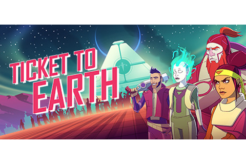 Ticket to Earth Episode 2-PLAZA » SKIDROW-GAMES