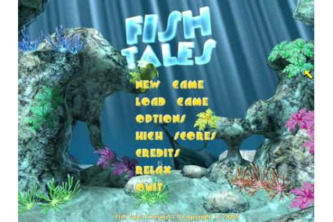 FishTales - Free full game - YouTube