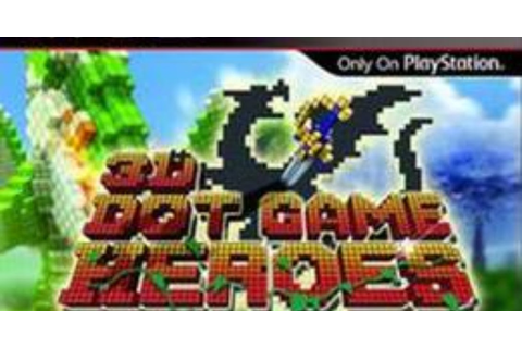 3D Dot Game Heroes ( 3.55 ) PS3 ISO Games - Free Download ...
