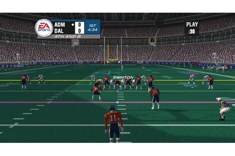 Madden NFL 2004 Download Game | GameFabrique