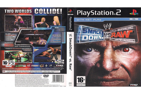 WWE SmackDown!® vs. Raw® - Create a WWE Superstar (Game ...
