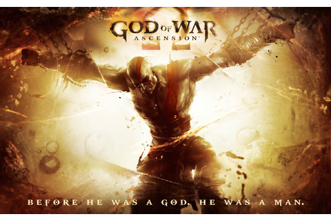 Novo trailer de God of War Ascension | The Games From Hell
