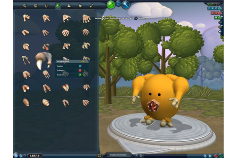 Spore Creature Creator Screenshots for Windows - MobyGames