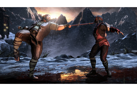 Mortal Kombat X Kombat Pack 2 [Steam CD Key] for PC - Buy now