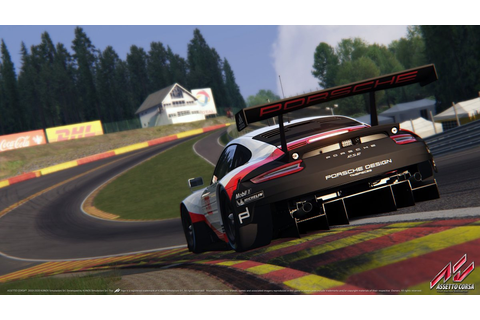 Check Out The 2017 Porsche RSR In Assetto Corsa – VirtualR ...