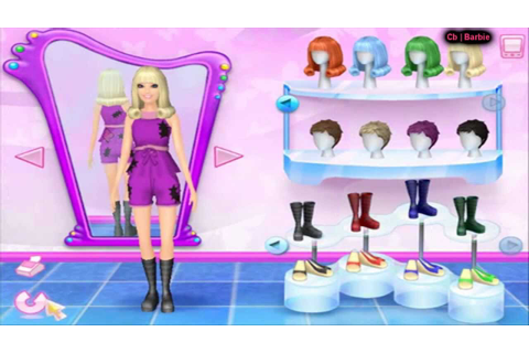 Barbie Fashion Show an eye for style by:Cb | Barbi - YouTube