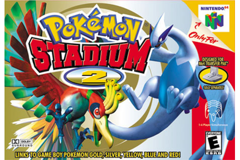 Pokémon Stadium 2 - Wikipedia