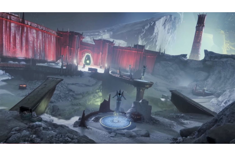 The Moon in Destiny 2: Shadowkeep is double the size of ...