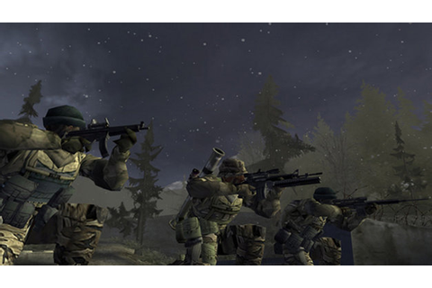 SOCOM U.S. Navy SEALs Combined Assault Game | PS2 ...