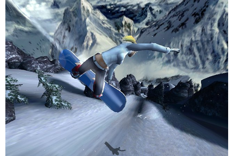 All SSX 3 Screenshots for PlayStation 2, GameCube