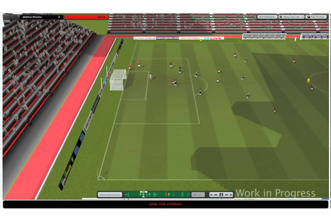 Football Manager 2010 - PC video game HD gameplay trailer ...