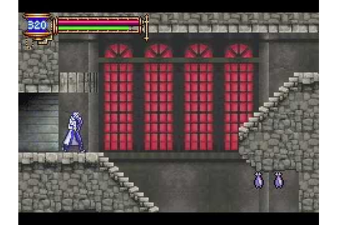 GBA - Castlevania - Aria of Sorrow - Gameplay - YouTube