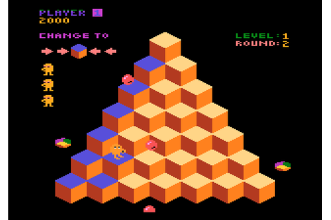 The Angriest: Q*Bert (1982)