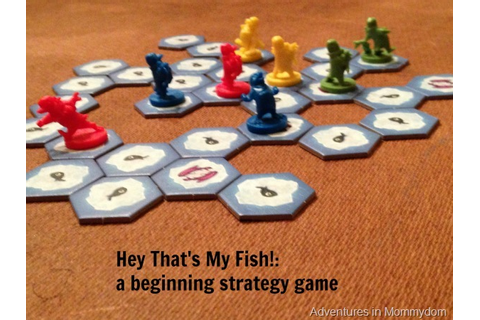 Friday Games: Hey That's My Fish!