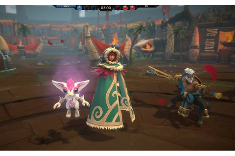 Battlerite: The Perfect MOBA Game for Those Who Hate MOBAS ...