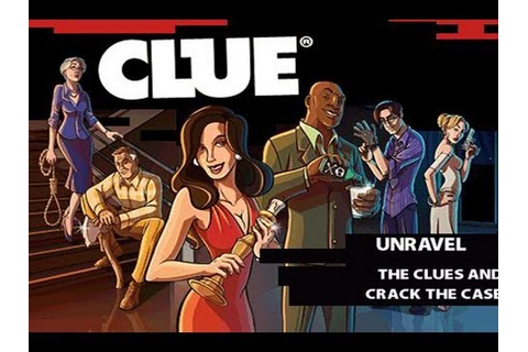 CGRundertow CLUE for iPhone Video Game Review - YouTube