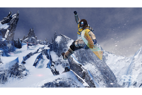 SSX: Dark Descent Moby And Psymon Screenshots - CINEMABLEND