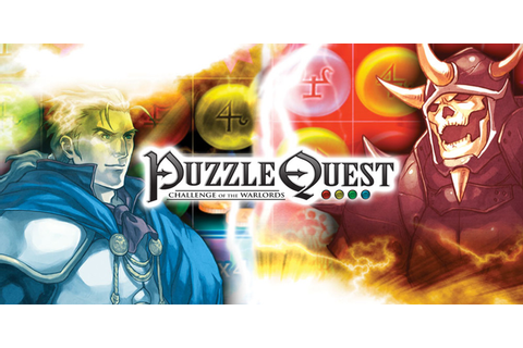 Puzzle Quest: Challenge of the Warlords | Nintendo DSiWare ...