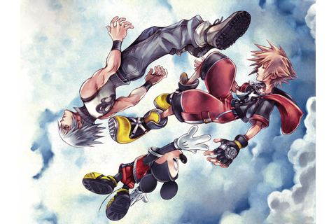 Kingdom Hearts 3D: Dream Drop Distance Is Now Available in ...