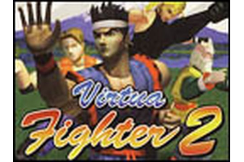 Classic Game Room HD - VIRTUA FIGHTER 2 for Sega Saturn ...