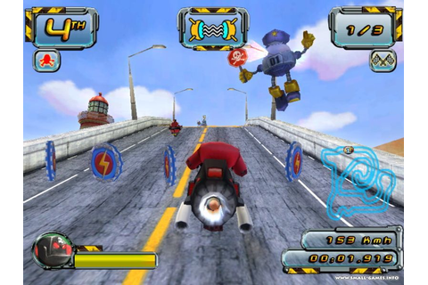 MY REAL FUN ..::: Crazy Frog Racer 2