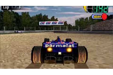 F1 World Grand Prix 2000 PS1
