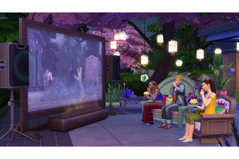 The Sims 4 - Dine Out Bundle Screenshot 5