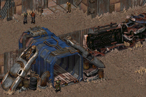 Fallout, Fallout 2, Fallout Tactics back on Steam - Polygon