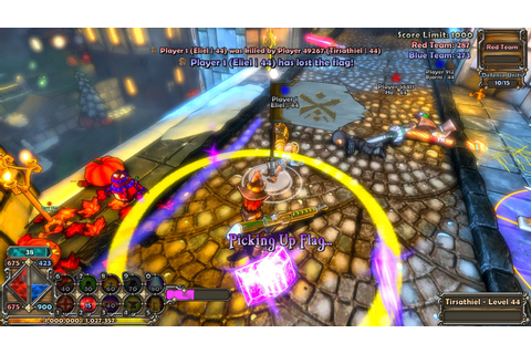 Dungeon Defenders Game - Free Download Full Version For PC