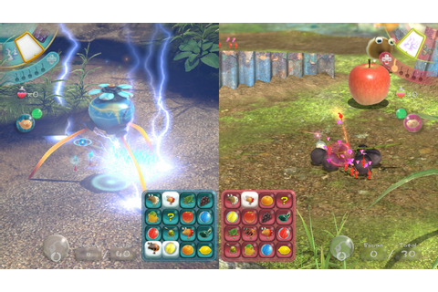 Pikmin 3 (Wii U) Game Profile | News, Reviews, Videos ...