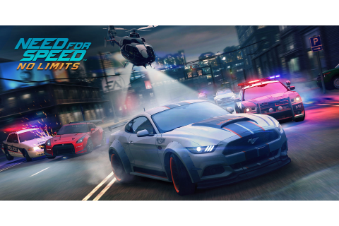 EA Realeases Need For Speed No Limits For iOS - Download Here
